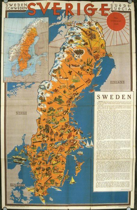 59 best SCANDINAVIAN EXTERIORS Maps images on Pinterest - new world map denmark copenhagen