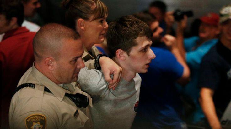 Mit Waffe eines Secret-Service-Agenten | Junger Brite wollte Trump töten - Politik Ausland - Bild.de