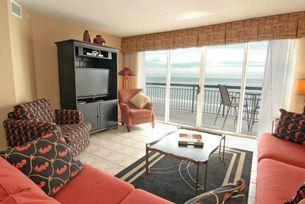 Myrtle Beach Vacation Rentals | NORTH SHORE VILLAS 704 | Myrtle Beach - Ocean Drive