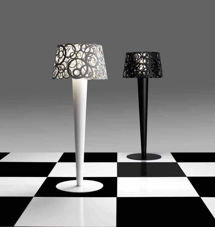 IDAA indoor/outdoor floor lamp by #bysteel - Design, excellence, exclusivity, with a hint of audacity. #workshop #tonic #design