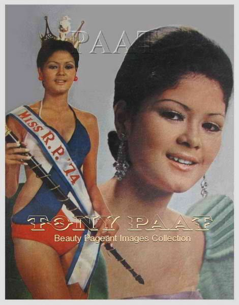 Evangeline Pascual could have been the first Asian to won Miss World in 1979 had she not refused to accept the crown. But as it turned out, Evangeline had all the right reasons for letting it go. Held at London's Royal Albert Hall, the 1973 Miss World pageant ended up in a tie between Evangeline and Miss USA Marjorie Wallace. The latter eventually won but dethroned months later for failing to fulfill her responsibilities.