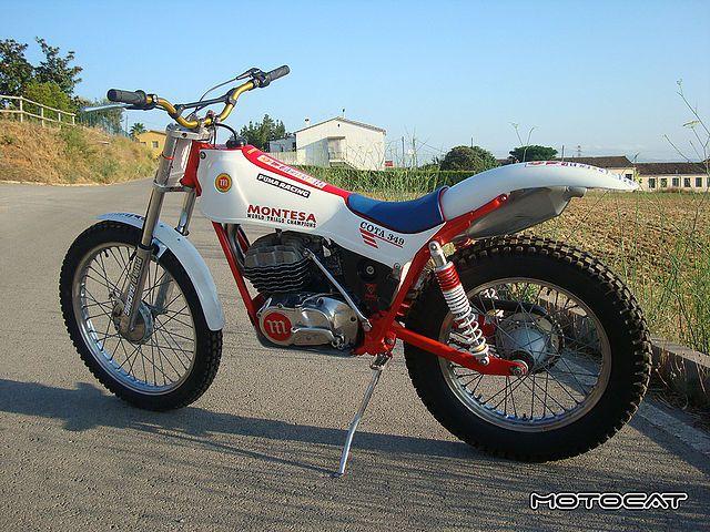 27501d355421501884b82650183a2c Jpg 640 480 Píxeles Montesa Motos Enduro Motos Trial