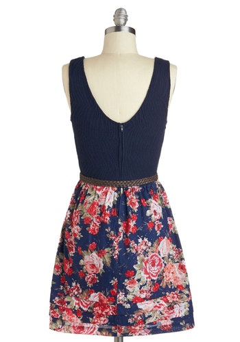 Right On Barbecue Dress, #ModCloth $49.99