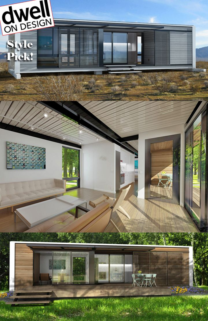 DWELL ON DESIGN REPORT #2: GETTING CONNECTED WITH CONNECT:HOMES -- All we can say is that it was the biggest surprise we'd ever seen in ...
