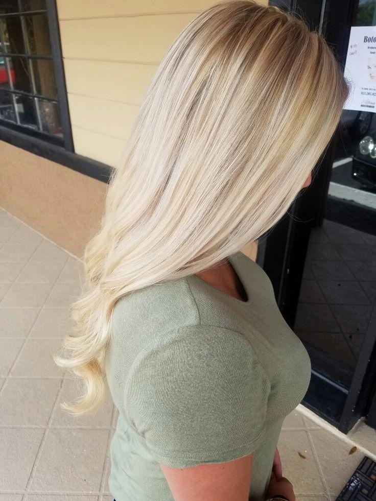25 beautiful light blonde highlights ideas on pinterest light bright blonde highlights lowlights pmusecretfo Gallery