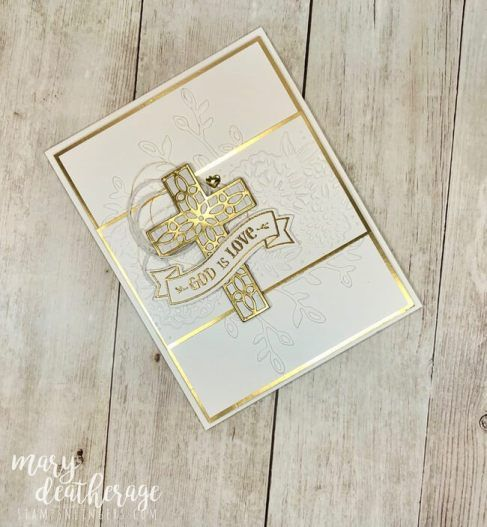 Stampin' Up! Hold on to The Cross of Hope for Easter! | Stamps – n - Lingers