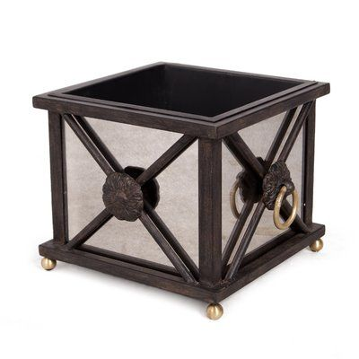 Bliss Studio Astor Jardiniere Wood Planter Box