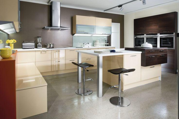 Musa kuchyňská linka s ostrůvkem / kitchen island