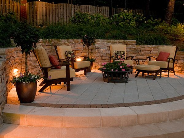 Captivating Top 25+ Best Outdoor Patio Lighting Ideas On Pinterest | Patio Lighting, Outdoor  Deck Decorating And Solar Lights