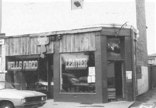 Greville St 1972