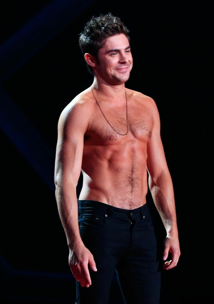 These 6 Zac Efron Smiles Give His Abs A Run For Their Money | MTV Movie Awards