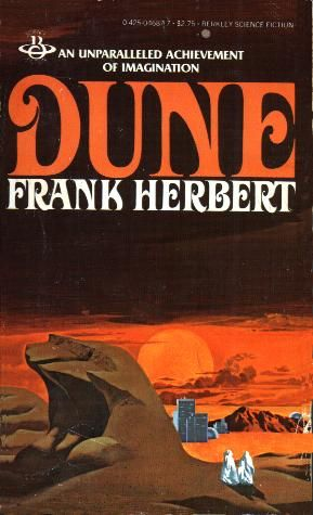 Dune (Frank Herbert) dragged on a bit and Paul is not a very heroic name. The whole race war/jihad thing was disturbing.