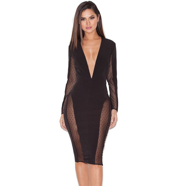 23 best Dresses For My Lady images on Pinterest | Bandagekleider ...