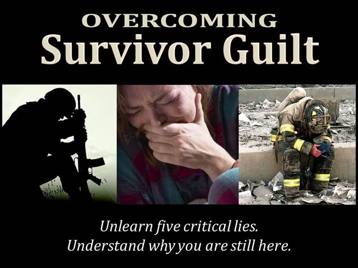 Satan's condemnation comes in many forms. Survivor guilt is one of them. In this mentality, we find ourselves intensely focused on the past, we find ourselves wishing we could change things that we...