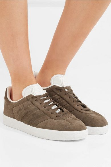 new product 5e55d f9f75 adidas Originals  Gazelle Stitch and Turn suede sneakers  NET-A-PORTER.COM