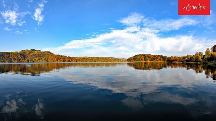 Jezioro Rożnowskie, fot. A.Klimkowski