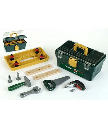 Bosch Tool Box | kids Bosch tools & DIY toys | ELC