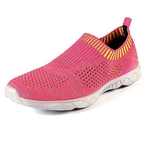 Oferta: 39.8€ Dto: -52%. Comprar Ofertas de Creeker Zapatillas de Deporte para Mujer Zapatos de Malla Transpirable de Verano Ligero Confortable Naranja 39 barato. ¡Mira las ofertas!