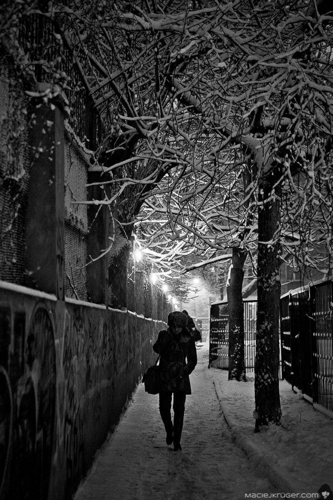 #Winter #Foksal Residence