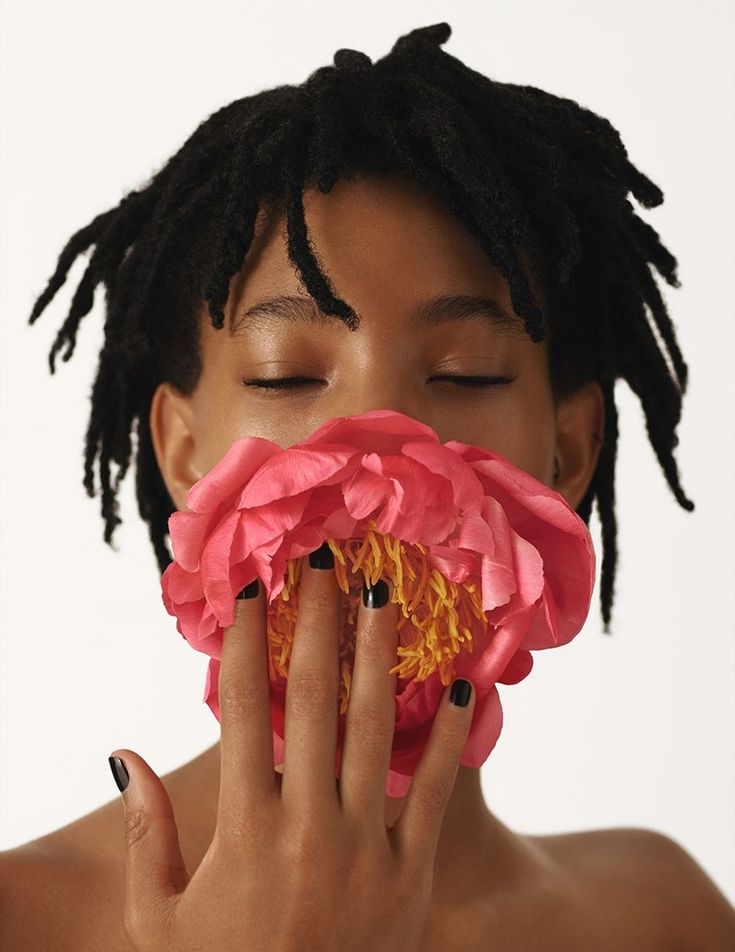 Willow Smith talks gender fluidity, Chanel and the beautiful chaos of her generation.