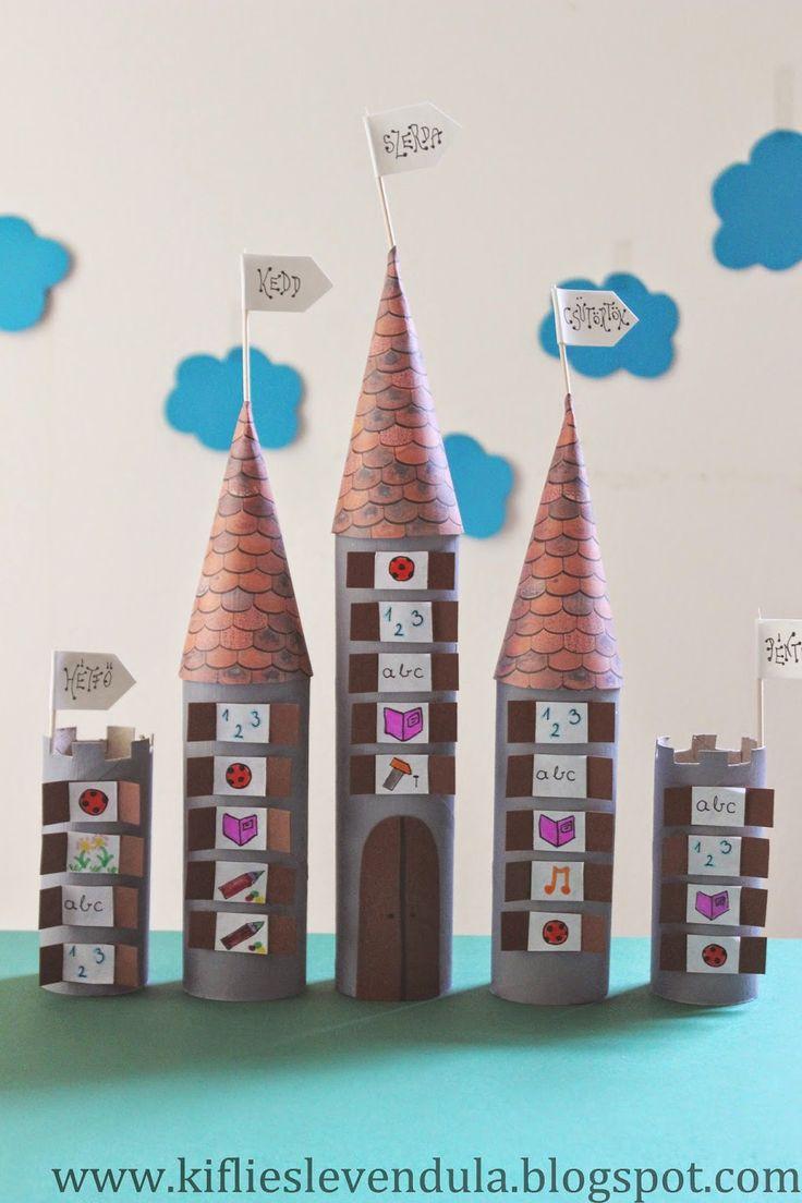 Kifli és levendula: Órarend a kastélyban