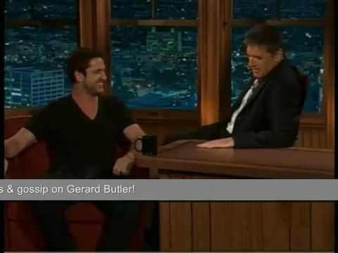 Gerard Butler interview on How to Train your Dragon with ... Gerard Butler Interview