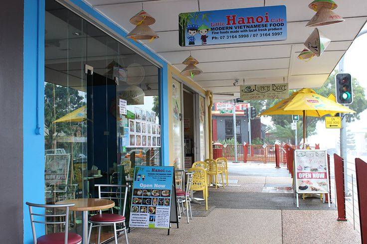 Little Hanoi Café Holland Park West