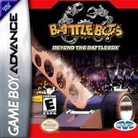 BattleBots Beyond the BattleBox - Game Boy Advance Game