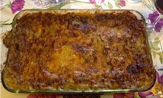 """RIGOROSAMENTE """"A OCCHIO"""" esperimenti di un'artista allergica: Lasagne con Ragù vegetariano"""