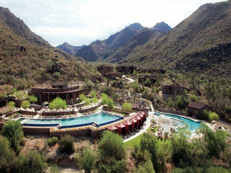 Ritz-Carlton, Dove Mountain, Marana, Arizona