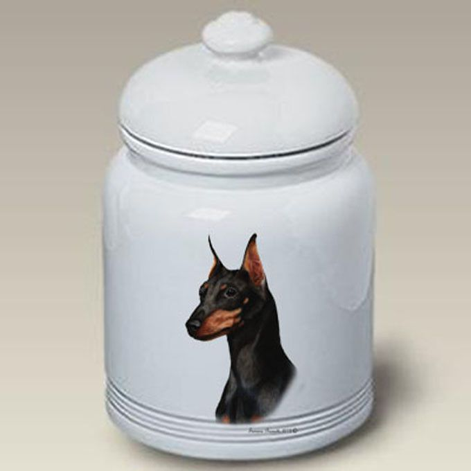 "Ceramic treat / cookie jars are 10"" tall and have a sealable lid. Our apologies for any inconvenience. This item is currently available by special order only. 