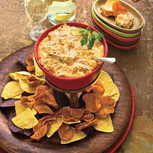 Colby-Pepper Jack Cheese Dip Recipe | MyRecipes.com