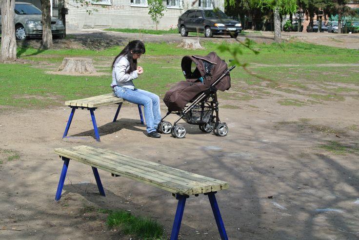 Молодая мамочка by oksanasemenova