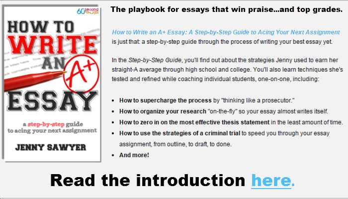 how to write a persuasive thesis