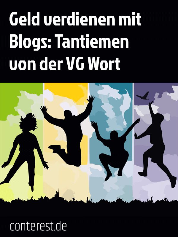 Die VG Wort sammelt Tantiemen, die aus der Geräteabgabe stammen. Auch als Blogger kannst du davon profitieren und Geld verdienen. Weiter »