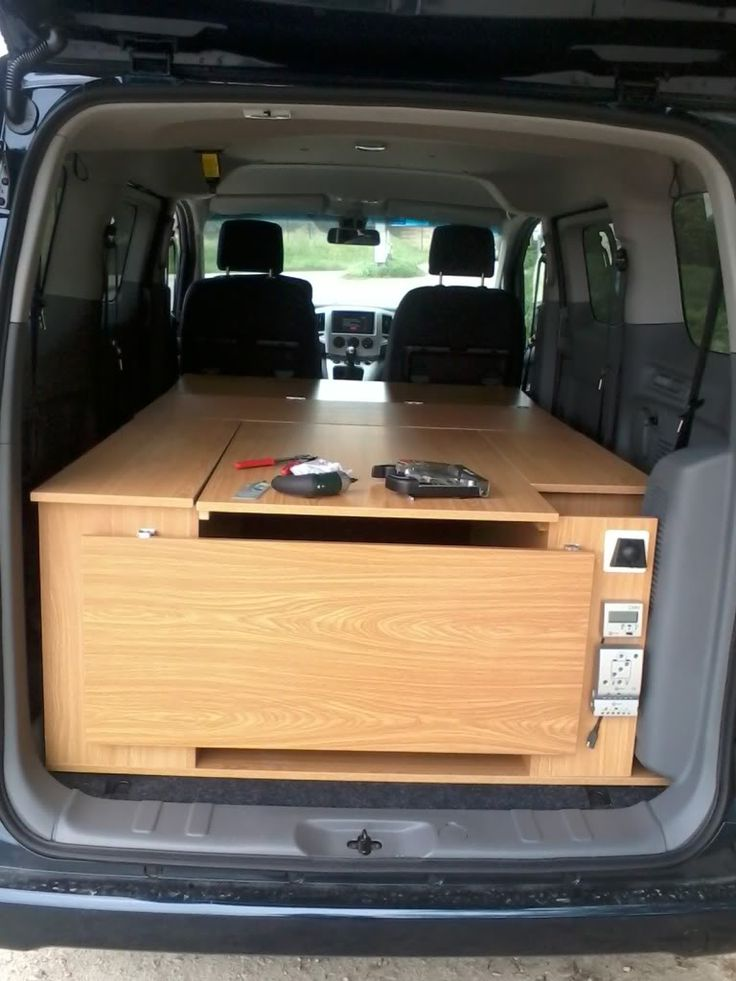 15 best nissan nv200 images on pinterest nissan camper. Black Bedroom Furniture Sets. Home Design Ideas