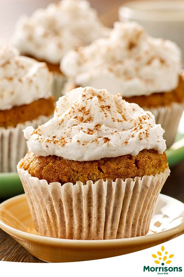 In the mood for comfort? Try our Gluten Free Carrot cake muffins recipe with coconut oil frosting from our Emotion Cookbook