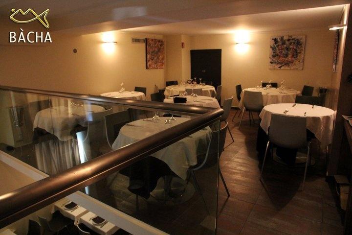 BàCha Restaurant Milano - Il piano superiore