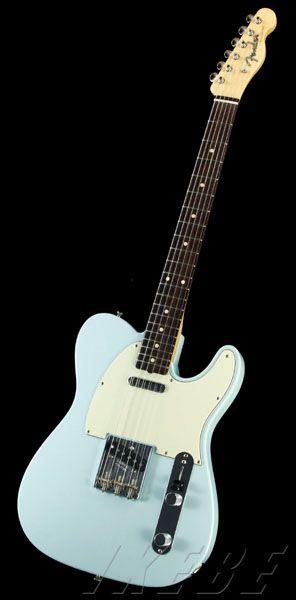 Fender Custom Shop  Japan Limited 62 Telecaster New Old Stock