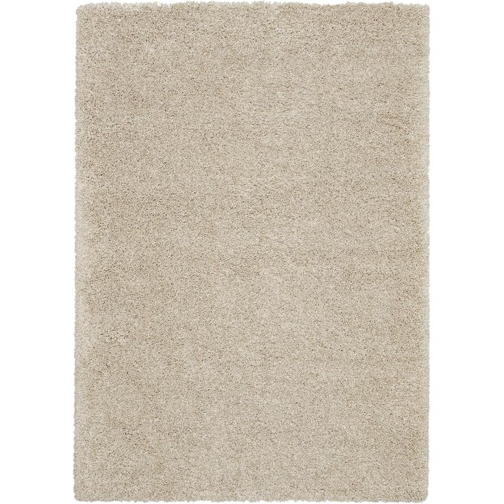 Wonderful Loft Luxury Urban Shag Linen Beige Polypropylene Rug (7u002710 X 10u0027)