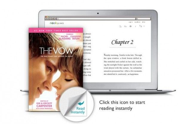 Barnes And Nobel Launches The NOOK Browser