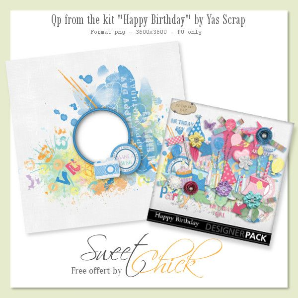 Sweet-Chick Scrap and Co