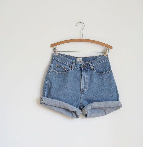 Best 25  High waist short ideas on Pinterest   Denim shorts ...