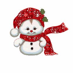 gif snowman images | Snowman - christmas Photo