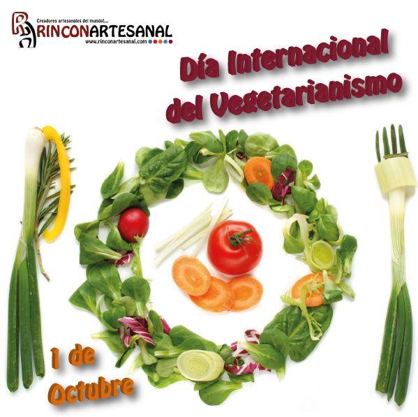 Feliz día todos los que escogieron ser Vegetarianos. A disfrutar de una deliciosa ensalada.