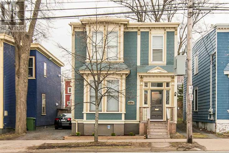 Blue Beauty Downtown Halifax     CIRCA Old Houses   Old Houses For Sale and Historic Real Estate Listings
