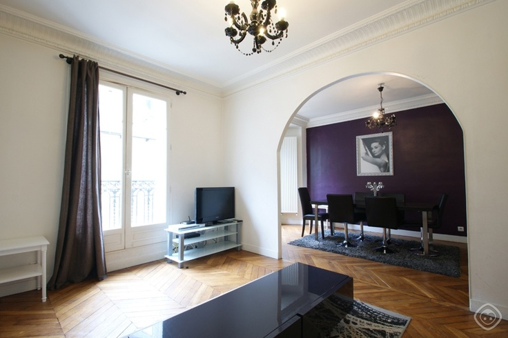 The St. Antoine Apartment Is A Stylish Paris Apartment That Can Accommodate  Six Guests.