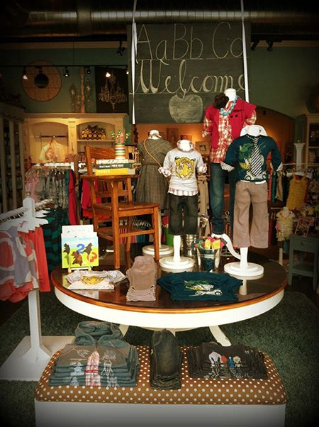Creating Tabletop Displays   Choose Complementary Merchandise Creating  Beautiful Tabletop Displays   Blog   Boutique Window