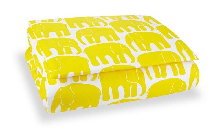 Finlayson Elephant baby bed linen set I Elefantti- vauvan pussilakanasetti 29 €