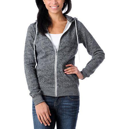 17 Best ideas about Grey Zip Up Hoodies on Pinterest   Zip ups ...